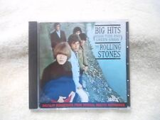 THE ROLLING STONES: Big Hits (High Tide and Green Grass)  (CD, 1986 ABKCO)