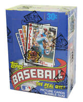 1984 Topps Baseball Wax Box BBCE Wrapped Sealed - 36 Packs (Possible Mattingly)