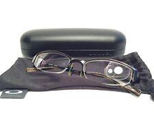 Oakley OK1454 17SHC Los Angeles Titanium Rx Designer Eyeglass Frames 50/18~140
