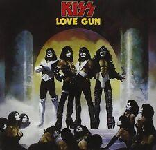 Kiss Love Gun CD NEW SEALED Remastered