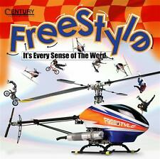 Century Freestyle 90 Carbon Conversion Kit for Predator Helicopters