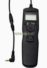 Timer Remote Shutter Release MC-36 for Pentax K10D K20D K100D K5 K7 K200D 645D