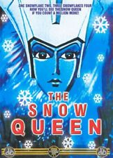THE SNOW QUEEN DVD-  Brand New (OD-WLV-3180 / OD-112)