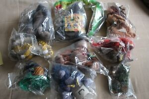 McDonalds Happy Meal Toys Walt Disney Tarzan 1999 & 2000 BNIB