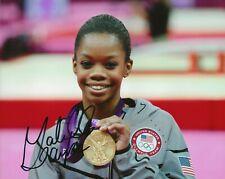 Gabby Douglas REAL hand SIGNED Photo #1 COA Olympic Gymnast Gabrielle signature