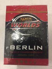 Magic The Gathering 2003 World Championship Deck Daniel Zink Rare New MTG