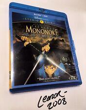 New ListingPrincess Mononoke (Blu-ray/Dvd, 2014, 2-Disc Set)