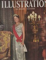 France Illustration Magazine July 21 1951 Charlotte Grand Duchess of Luxembourg