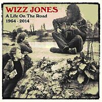 WIZZ JONES - A LIFE ON THE ROAD 1965-2014  CD NEW