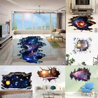 3D Star Floor Wall Sticker Home Removable Mural Decals Vinyl Art Room Decor HOT