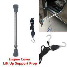 Adjustable Car Front Engine Hood Lift Support Strut Door Prop Rod Repair Tool