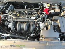 2013-2016 FORD FUSION 2.5L ENGINE ONLY 15K MILES VIN 7 (8th digit) 13 14 15 16