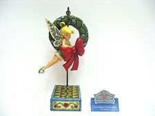 Jim Shore Disney Christmas / Tinker Bell - Good Tidings To All Who Believe