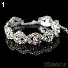 Infinity Crystal Costume Bracelets