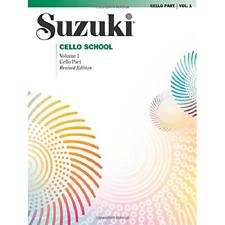 Suzuki Cello School - Volume 1 Cello Part (Book Only)