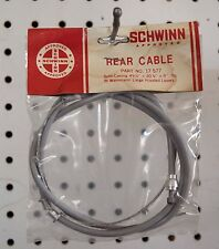 NOS Schwinn Bicycle Rear Cable Part No. 17-577