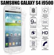 Pellicola  vetro temperato per Samsung Galaxy S4 I9500 Proteggi schermo display
