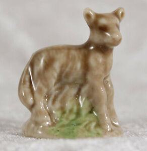 Wade deer fawn china ornament British wildlife woodland animal number 2