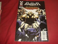 THE PUNISHER Presents BARRACUDA #4 Garth Ennis Marvel MAX Comics  - NM