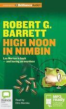 Robert G. BARRETT / HIGH NOON in NIMBIN             [ Audiobook ]
