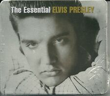 Presley, Elvis The Essential Elvis Presley Lim.Edition DO-CD Steelbox Neu OVP Se