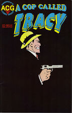 Dick Tracy  A Cop Called Tracy #5  comic  1999