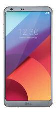 LG G6 - 32GB - Ice Platinum (Unlocked) Smartphone