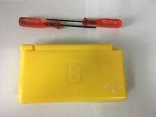 Austausch Ersatz Komplett Gehäuse für Nintendo DS Lite NDSL in Gelb