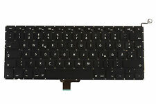 "100% para a1278 Apple MacBook Pro 13,3"" Teclado Keyboard QWERTZ alemán"