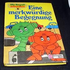 Schneider-Buch - Die Ampelmännchen - Nummer 6 - Eine merkwürdige Begegnung