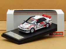 1/43 Mitsubishi Lancer Evolution III 1996 Safari Rally #8 Hpi Racing Modelo 8618