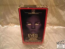 Eyes of Laura Mars (VHS) RCA Video Faye Dunaway Tommy Lee Jones