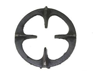 Gas Ring Reducer Trivet Cast-iron Stove Top Hob Cooker pots Makers 11cm & 14cm