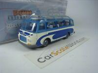 SETRA S6 1955 1/87 BREKINA (BLUE/WHITE)