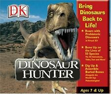 DINOSAUR HUNTER PC (1996) PC CD-ROM NEW & FACTORY SEALED