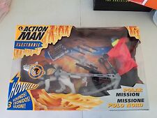 1997 Hasbro Action Man Electronic Polar Mission NIB Very Rare.