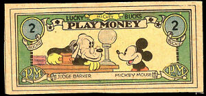MICKEY MOUSE STRIP = JUDGE BARKER & MICKEY MOUSE    Sept 18, 1932