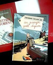THEODORE POUSSIN vol 6 - Un passager porté disparu - Frank Le Gall - EO 04/1992