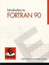 Introduction to FORTRAN 90 (2nd Edition)-ExLibrary