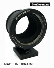 Hartblei Adapter Hasselblad V Lens to Fujifilm GFX Camera Tripod Mount