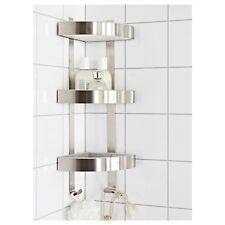 Ikea bathroom shower caddies organisers for sale ebay - Bathroom corner caddy stainless steel ...