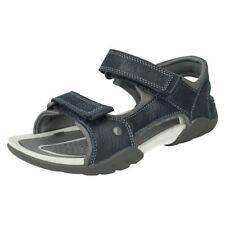 Sandales en cuir pour garçon de 2 à 16 ans pointure 33
