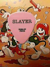 SLAYER Kerry Wylde novelty guitar pick - CRAZY LOW PRICE