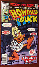 Howard the Duck #12, #13 Kiss appearances!! very high grade