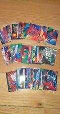 1994 DC Comics Skybox Master Series Full Set of 90 Base Cards