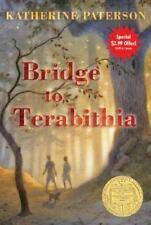 Bridge to Terabithia by Katherine Paterson (2004, Paperback)