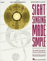 Sight Singing Made Simple, Paperback by Bauguess, David, Brand New, Free ship...