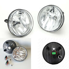 Fog Light Kit For 2007-2013 GMC Sierra 1500 2500HD 3500HD Clear Lens with Bulbs