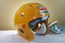 Schutt YOUTH ION 4D Football Helmet GB GOLD New not used or worn MEDIUM 211