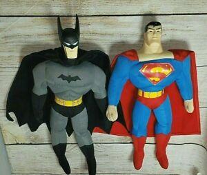 """Batman VS. Superman 11"""" Plush Pre-Owned"""